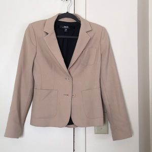 Light tan/beige blazer